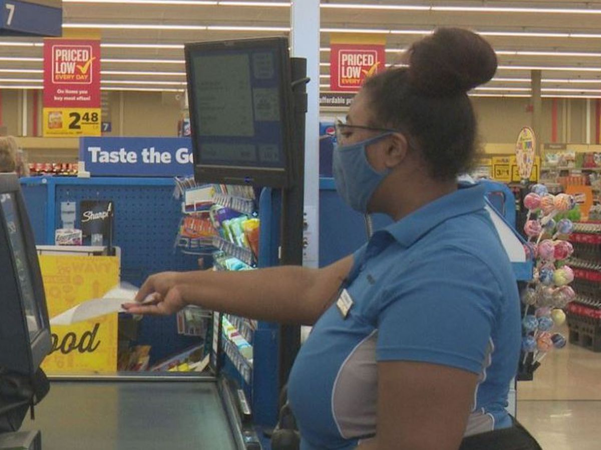 N.C. Food Lion employee saves woman's life in store, being called a 'hero'