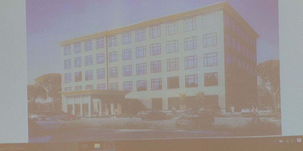 Grand Strand Medical Center wants financial incentives from Myrtle Beach for several projects