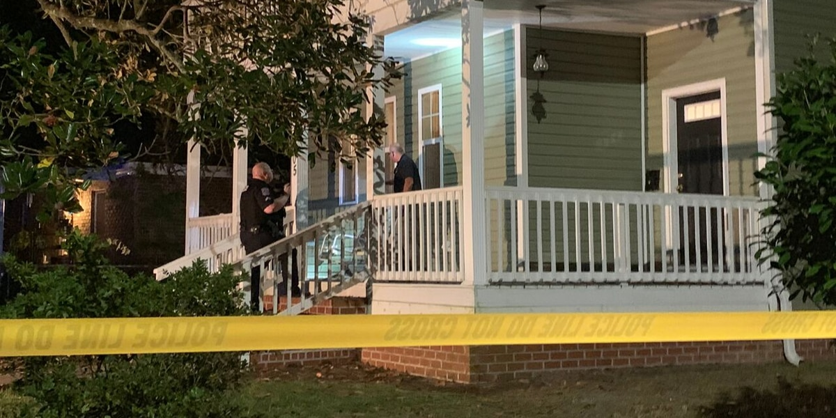 Search for suspect underway after victim shot multiple times in Conway, police say