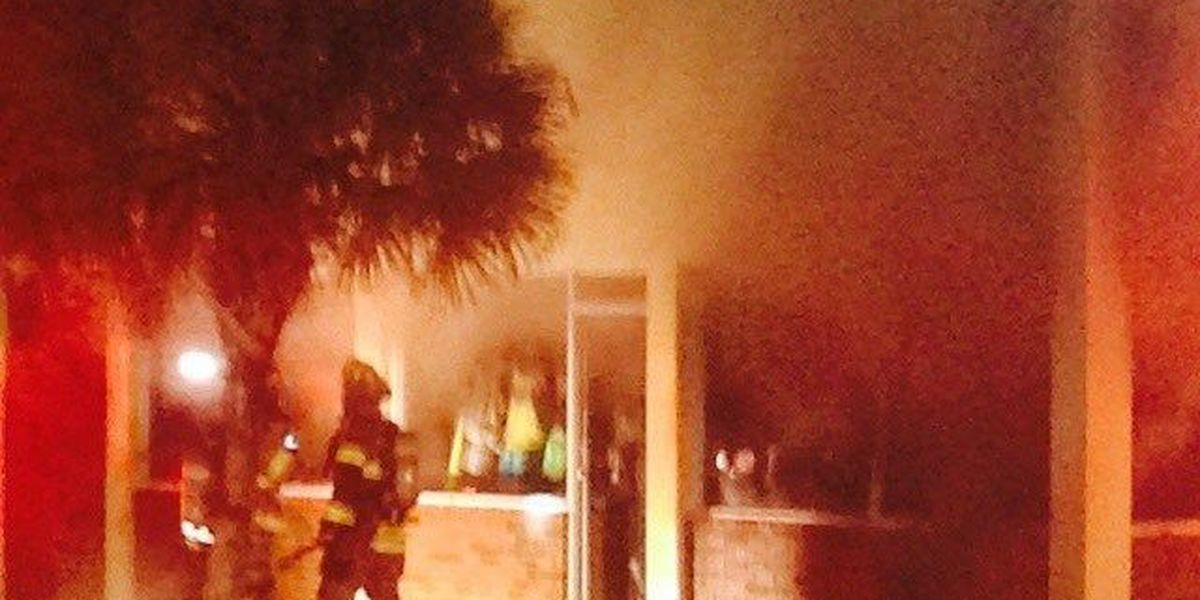 T-Shirt press left on may have caused fire at Myrtle Beach business