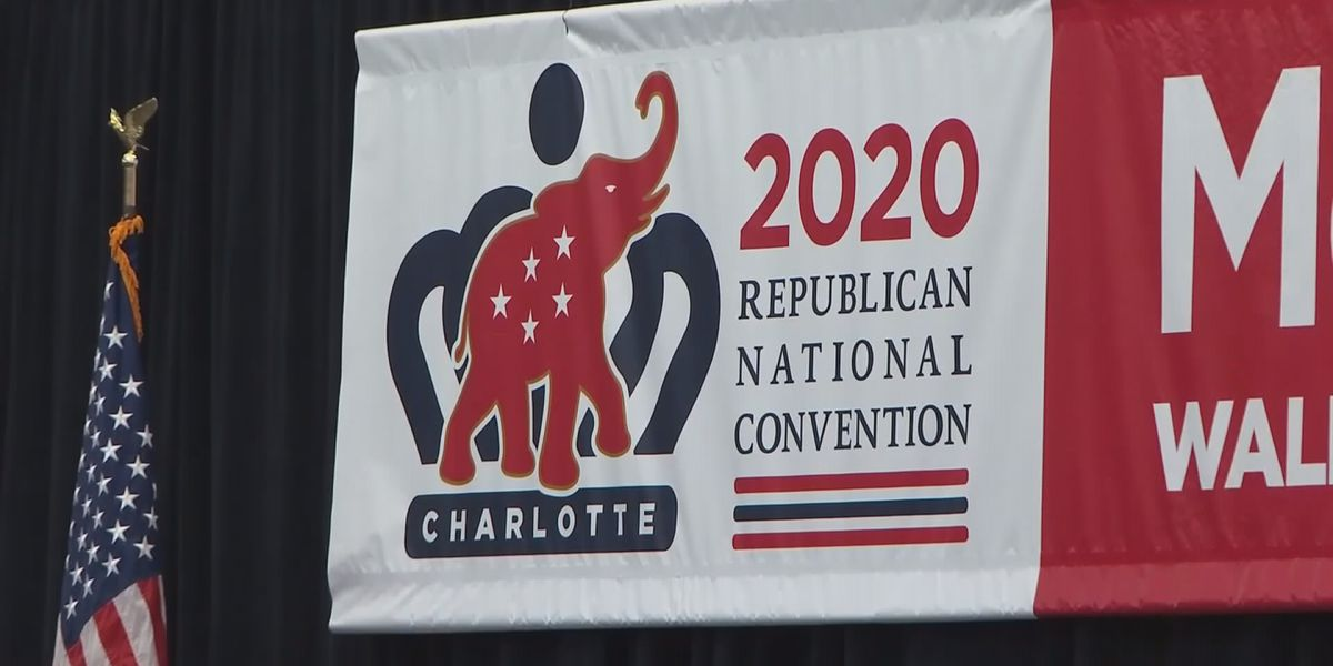 RNC announces health protocols for official convention business in Charlotte
