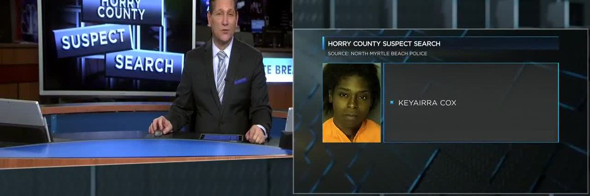 Horry County Suspect Search - Dec. 27