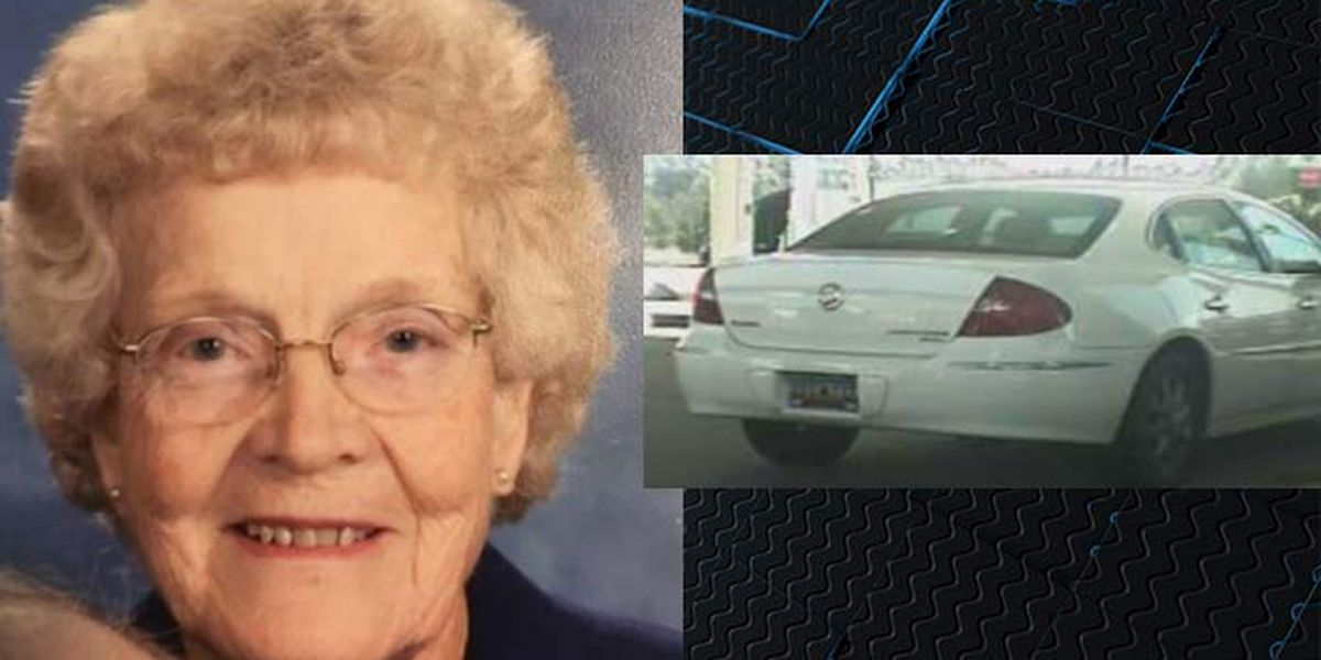 Community prays for missing 85-year-old S.C. woman's safe return