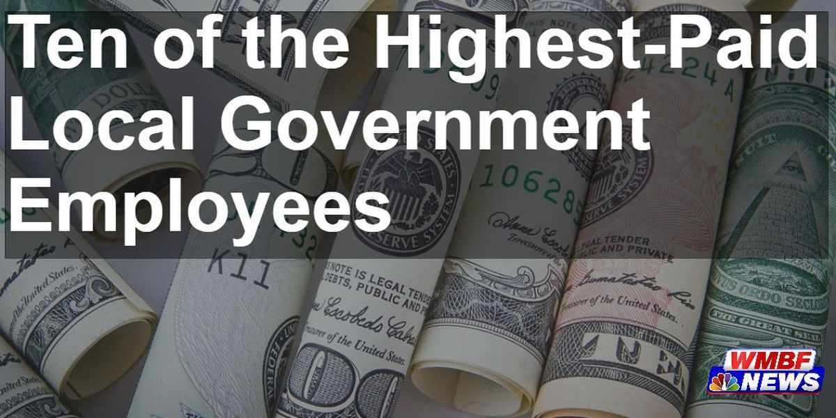 SLIDESHOW: 10 of the Highest-Paid Local Government Employees