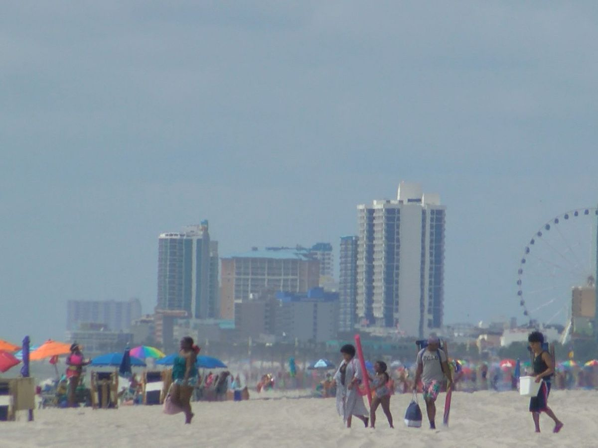 Myrtle Beach Chamber of Commerce lays out marketing plan for fall tourist season