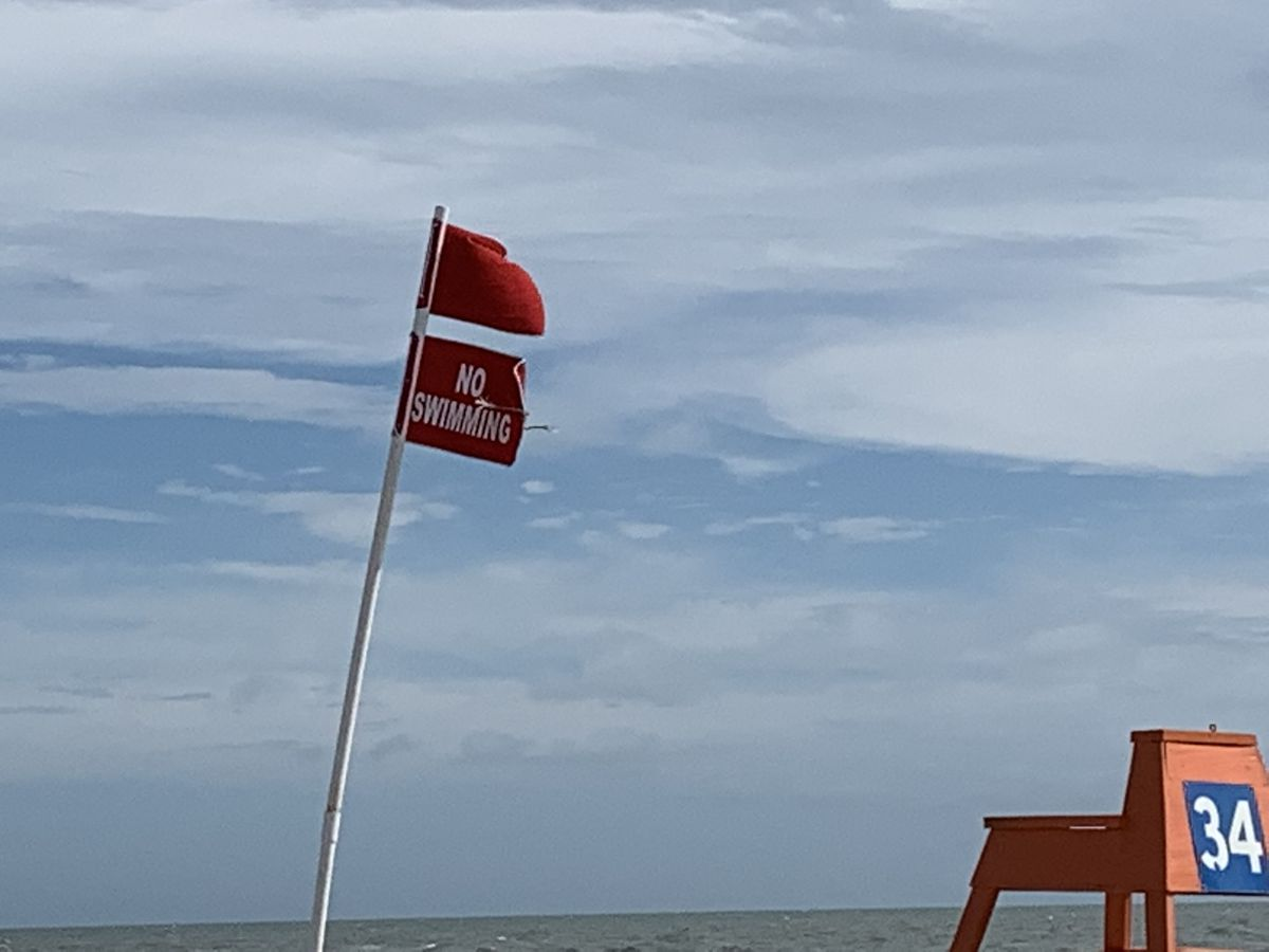 City of Myrtle Beach issues 'Double Red Flag' warning ahead of Isaias