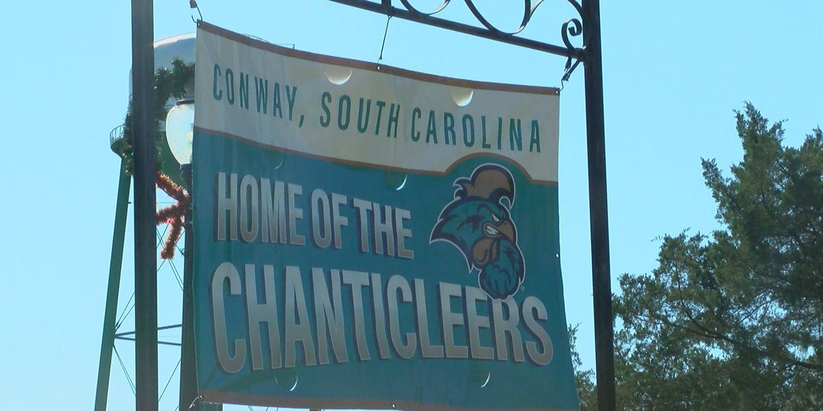 'We are so excited': City of Conway paints the town teal ahead of College GameDay