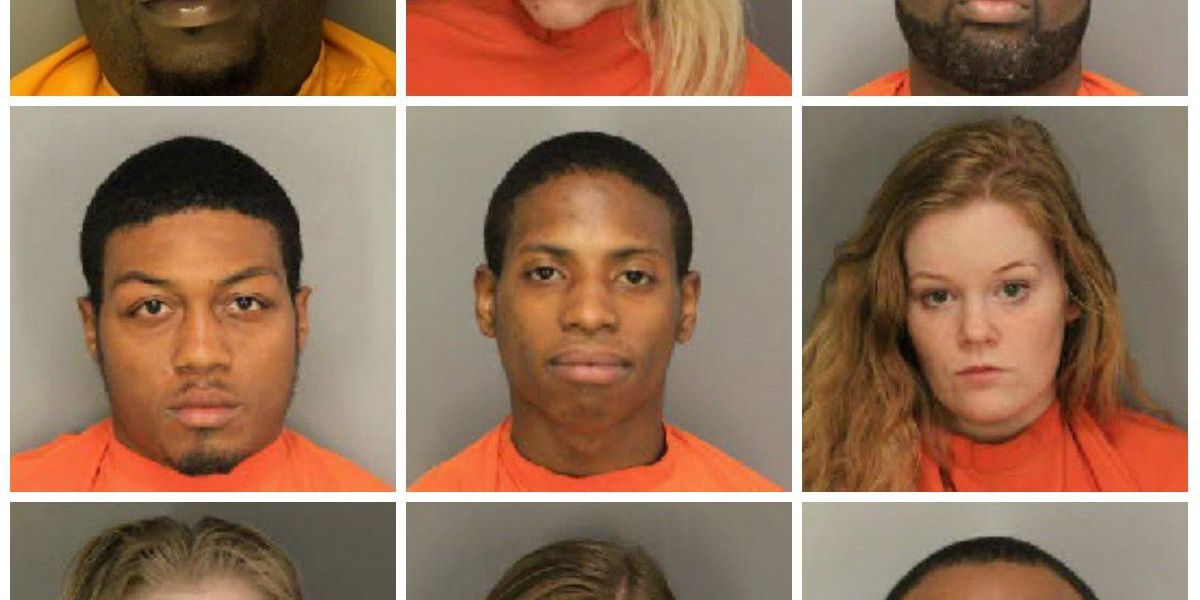 13 arrested after 2-year gang-related drug trafficking investigation in Horry, Florence and Charleston counties