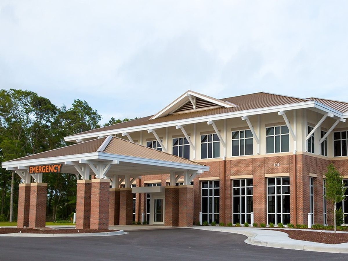 McLeod Health to open new emergency department in Carolina Forest