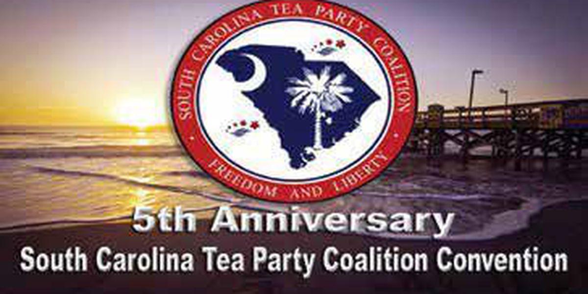WATCH LIVE: South Carolina Tea Party Convention
