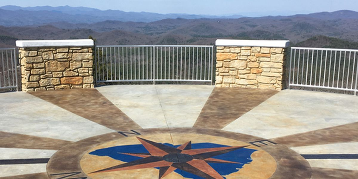 Observation tower on SC's highest point now open to the public