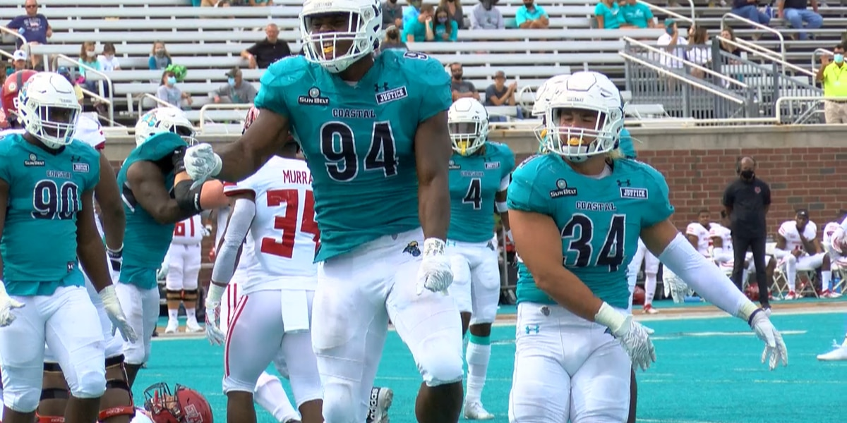Chanticleers control clock and Red Wolves in Sun Belt-opening win