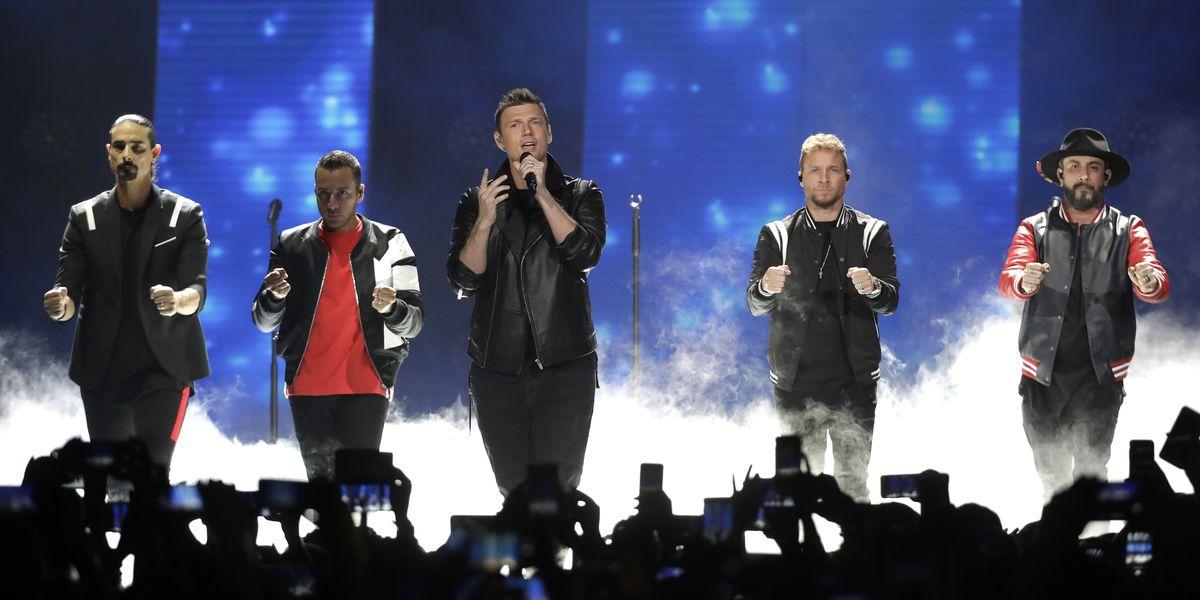 Backstreet Boys coming to Charlotte this fall