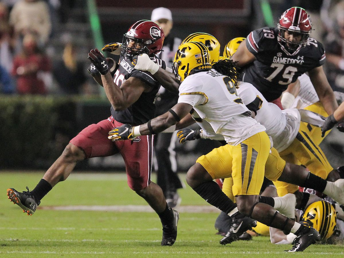 Gamecocks handed fourth straight loss by Missouri