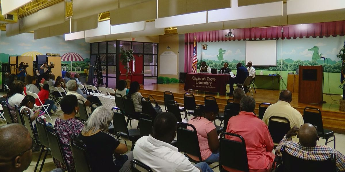 Public forum tackles issue of desegregating FSD1 schools
