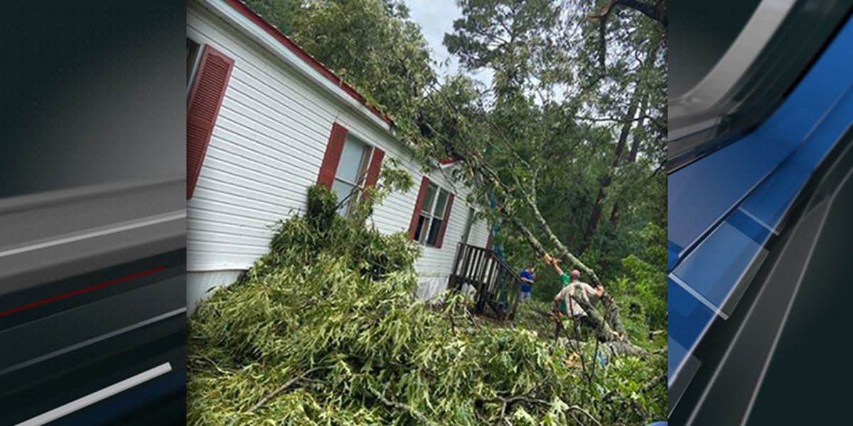 National Weather Service confirms tornado on Johns Island during Wednesday storms