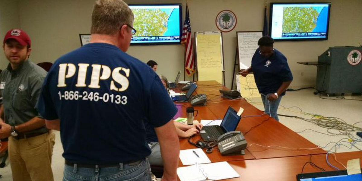"""24-hour SC """"help-line"""" to answer flood-related questions"""