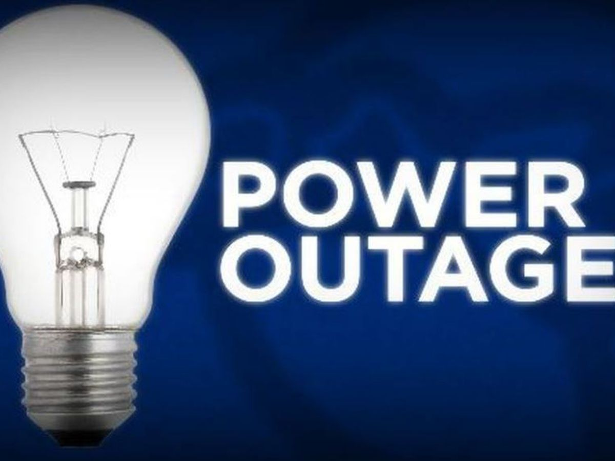 LIST: Reports of power outages as severe weather moves through our area