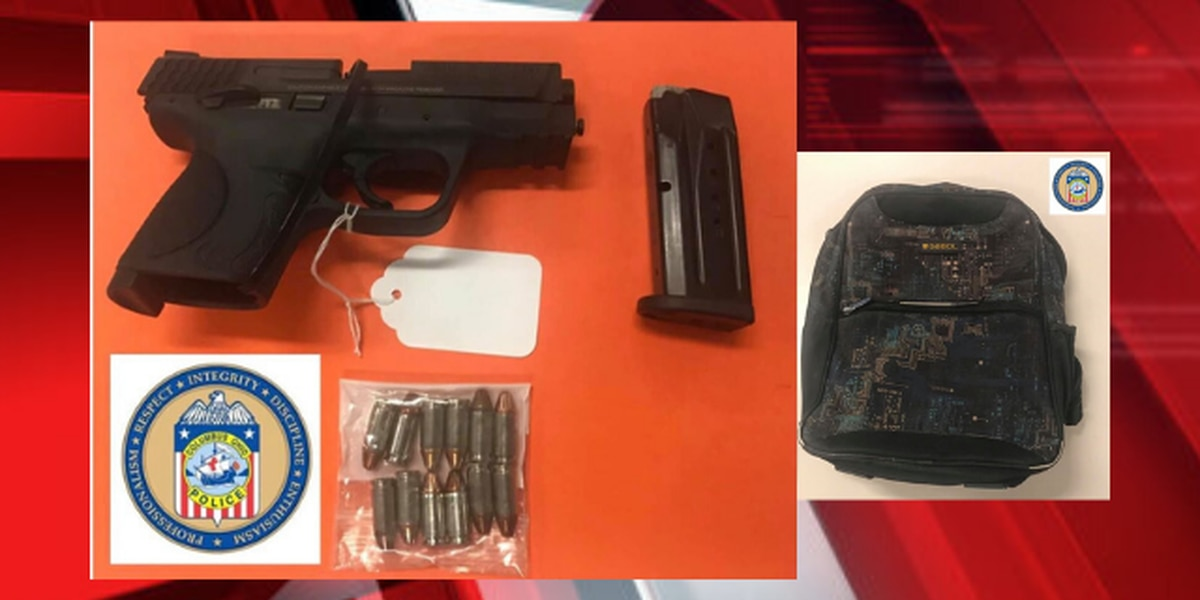 Police: 6-year-old Ohio boy brought loaded semi-automatic gun to school