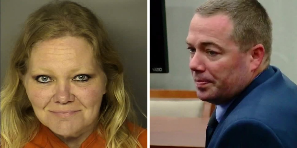 Tammy Moorer back in Horry County as husband's kidnapping retrial continues