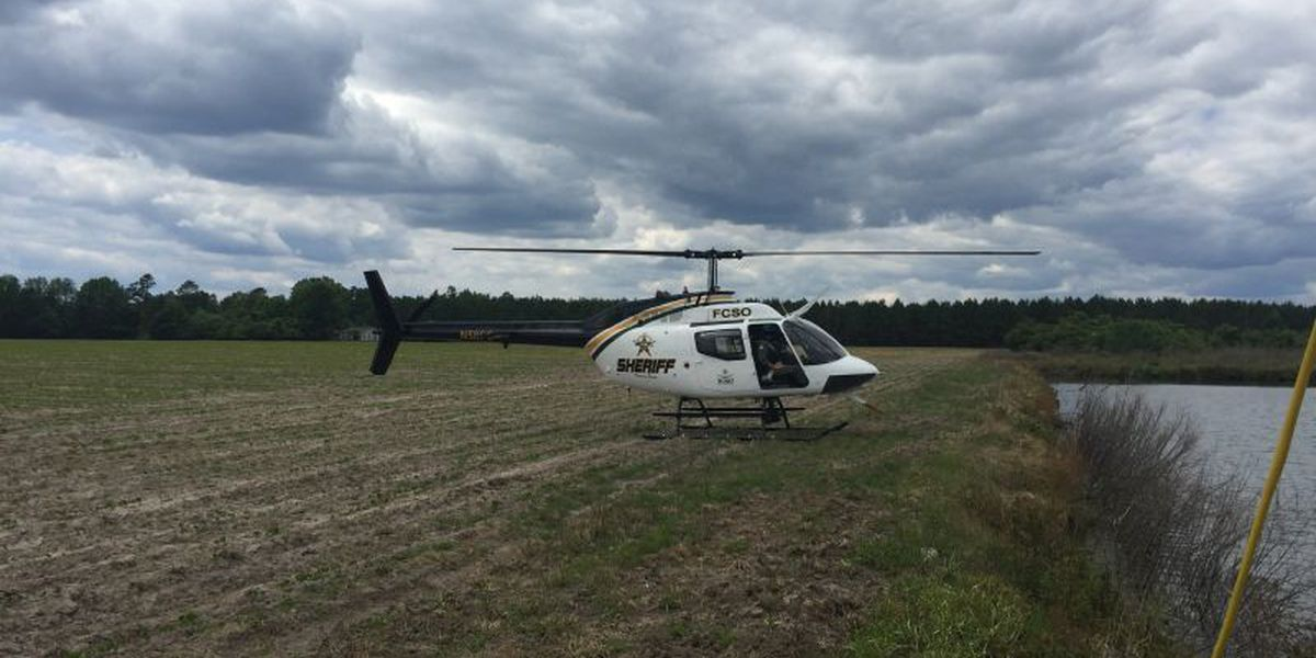 2 in custody after vehicle pursuit, search in Florence County