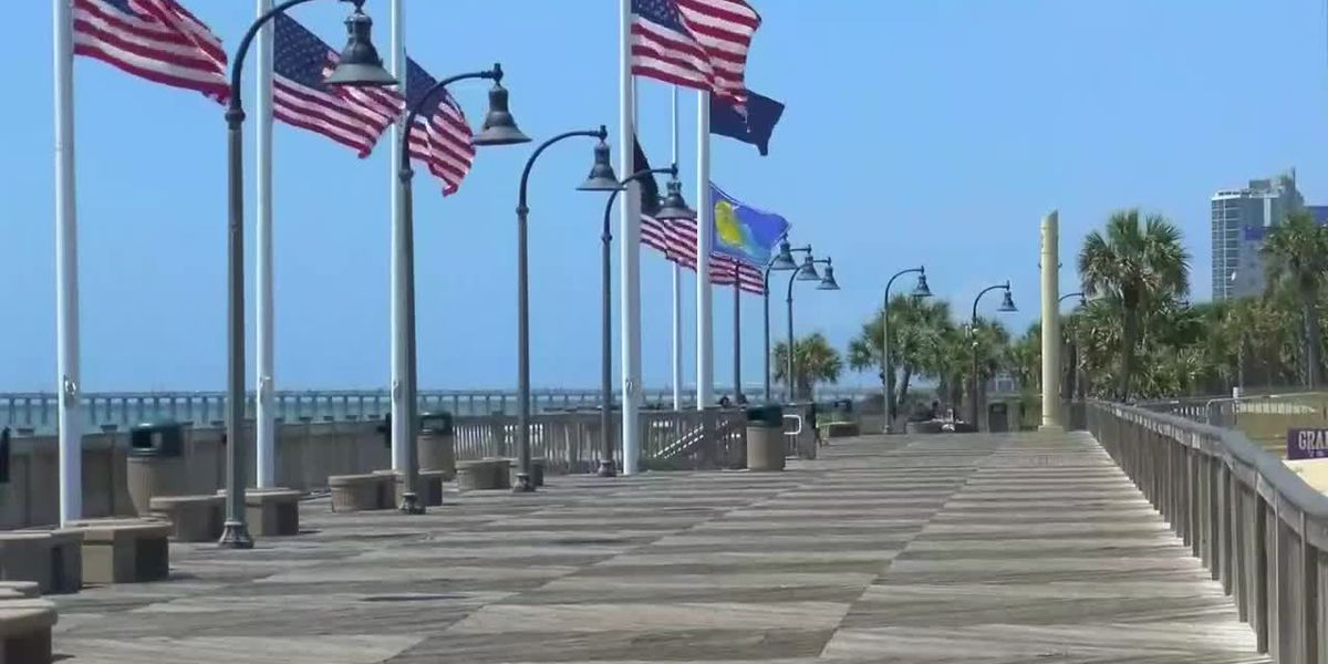 City leaders officially rescind Myrtle Beach curfew