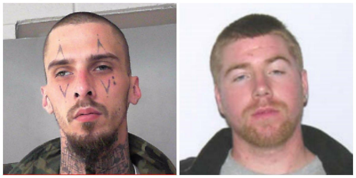 Two charged in burglary of Bennettsville tractor-trailer business