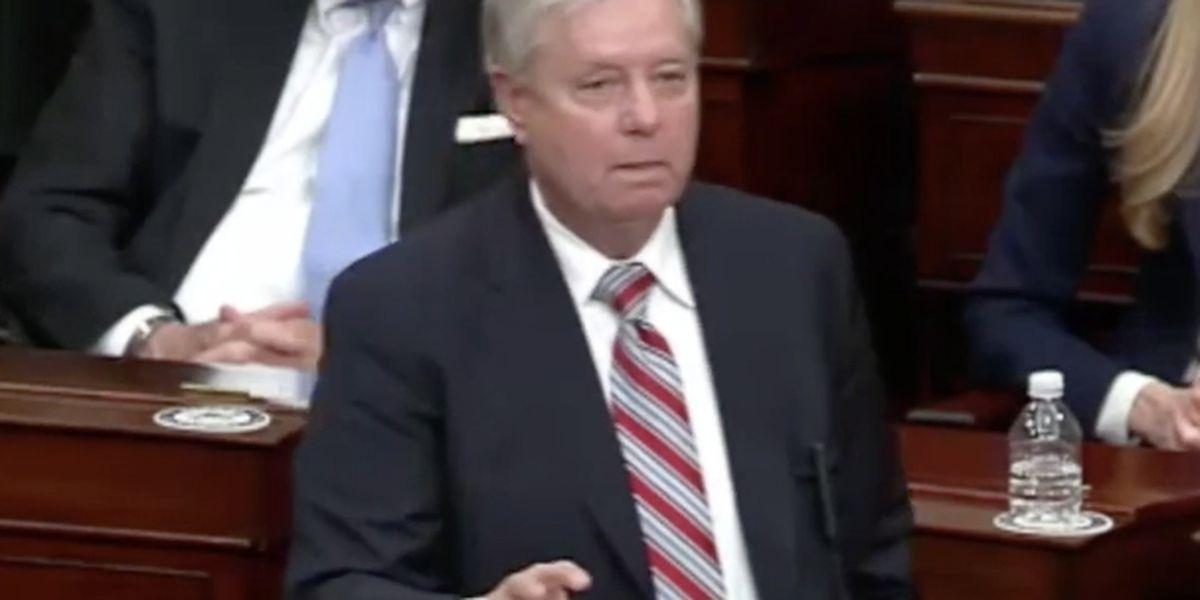 Sen. Graham: 'Joe Biden and Kamala Harris are lawfully elected'