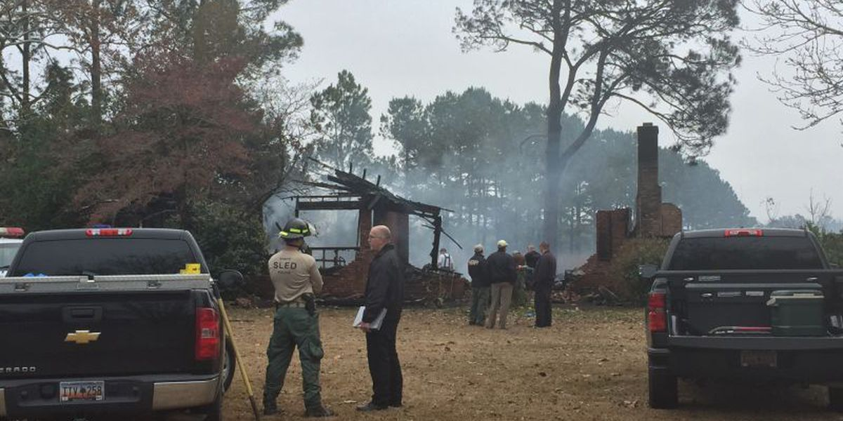 UPDATE: Man killed in Dillon County house fire identified
