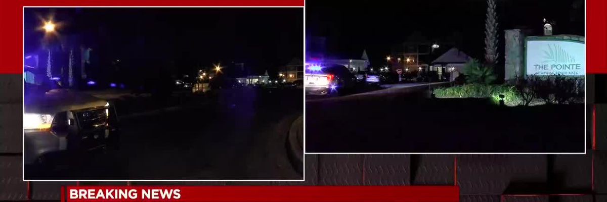 Suspect injured in officer-involved shooting in Horry County