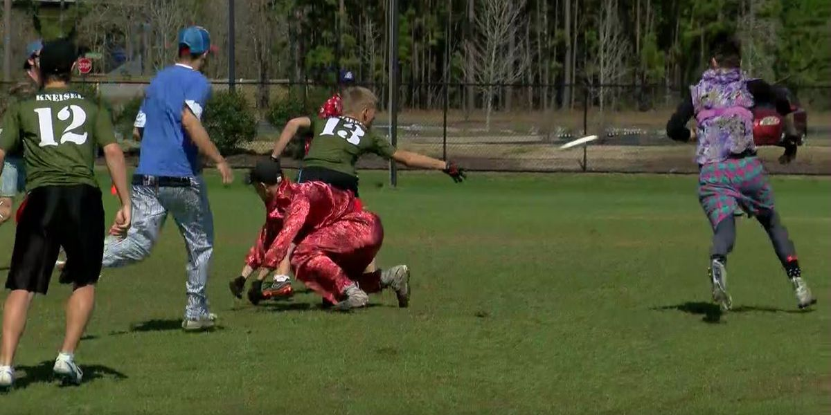 Thousands compete in High Tide Ultimate Tournament
