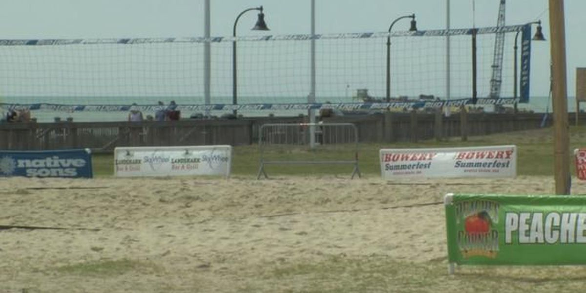 Extra A-Tax money could go to add more sand volleyball courts in Myrtle Beach