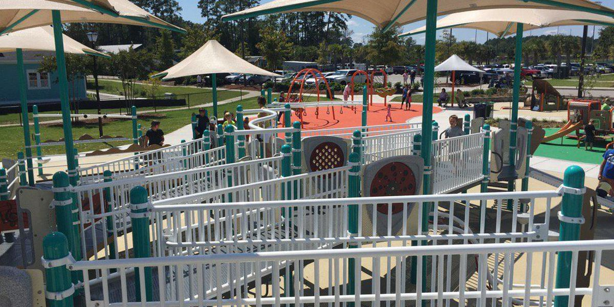 Savannah's Playground officially opens in Myrtle Beach