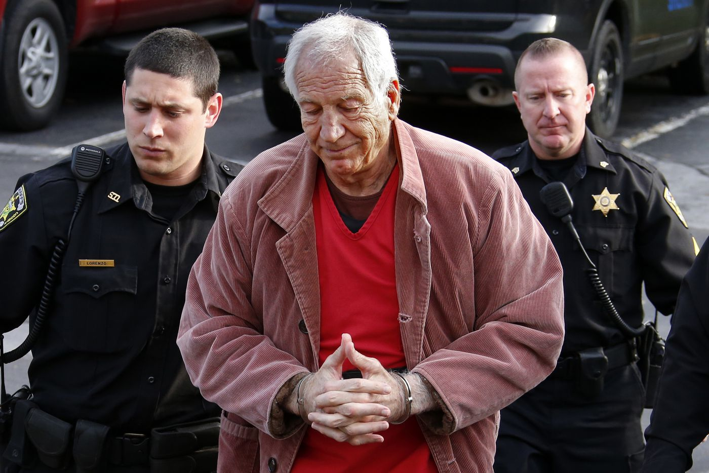 Sandusky resentenced to 30-60 years in Penn State sex abuse case