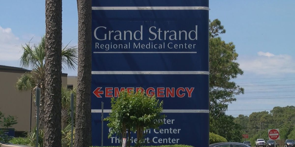 Vaccine clinic at Grand Strand Medical Center postponed after doses not received