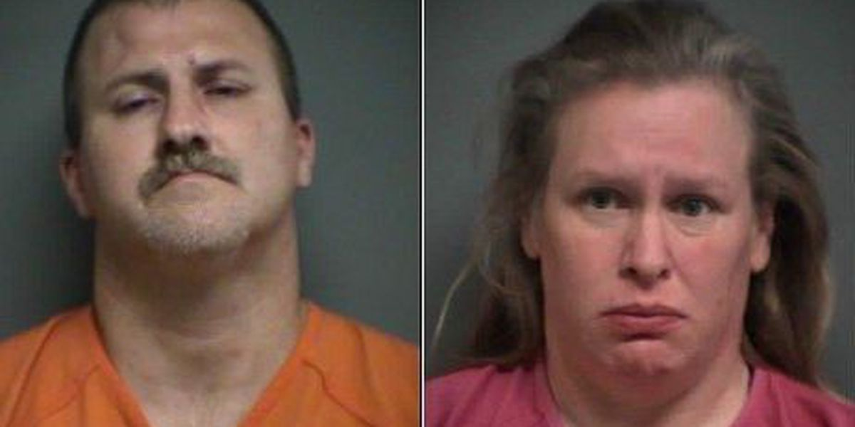 Georgetown County Detention Center officer, wife arrested