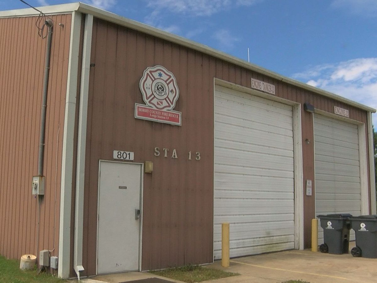 Land purchase slows down construction of new Longs fire station