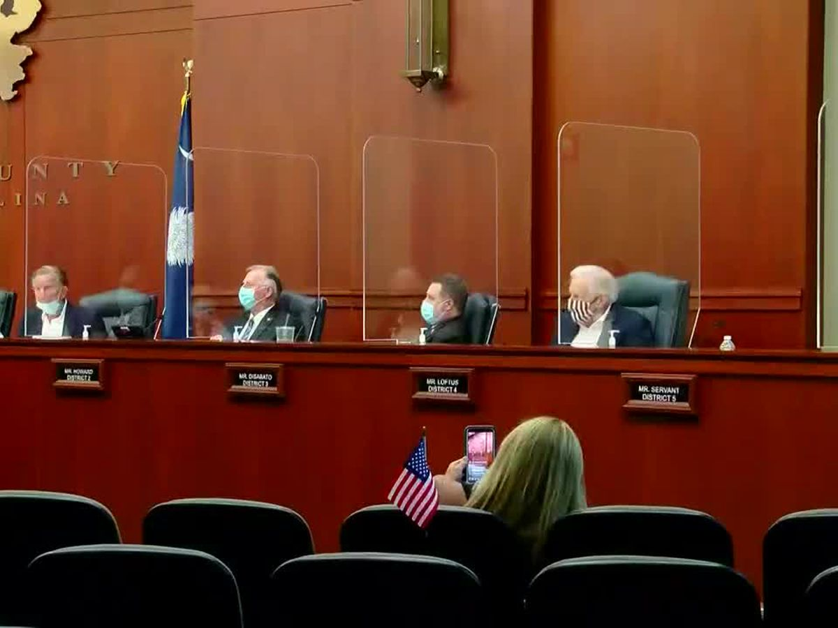 Horry County Council votes to end mandate requiring masks in certain places