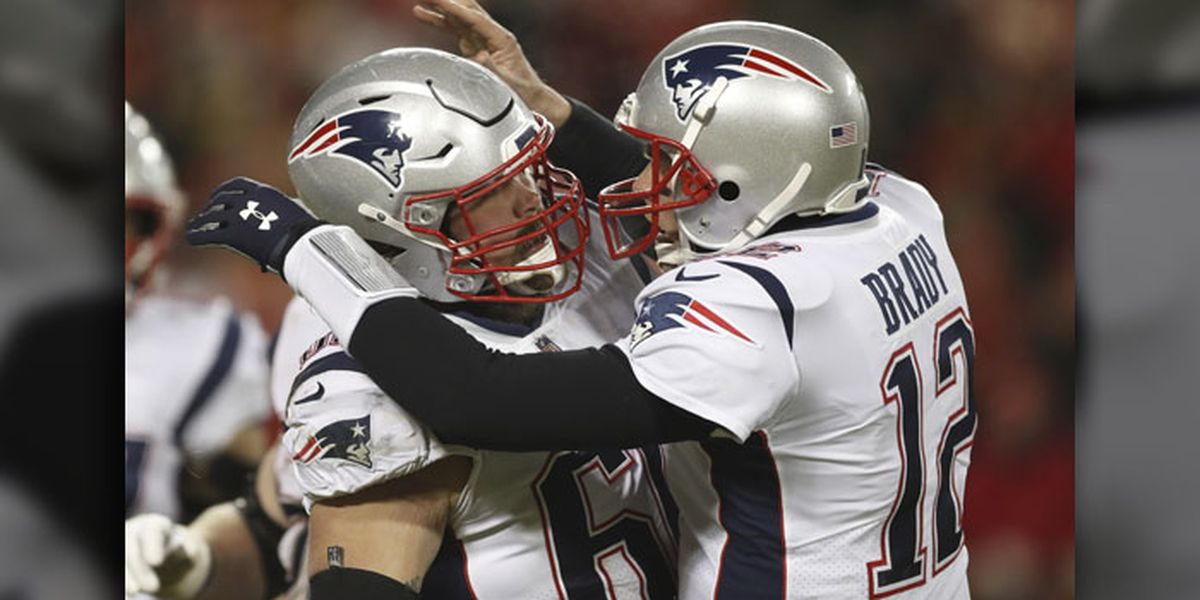 Patriots make 3rd straight Super Bowl, beat Chiefs 37-31 OT