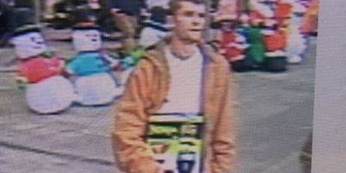 Hartsville police seeking to identify shoplifting suspect