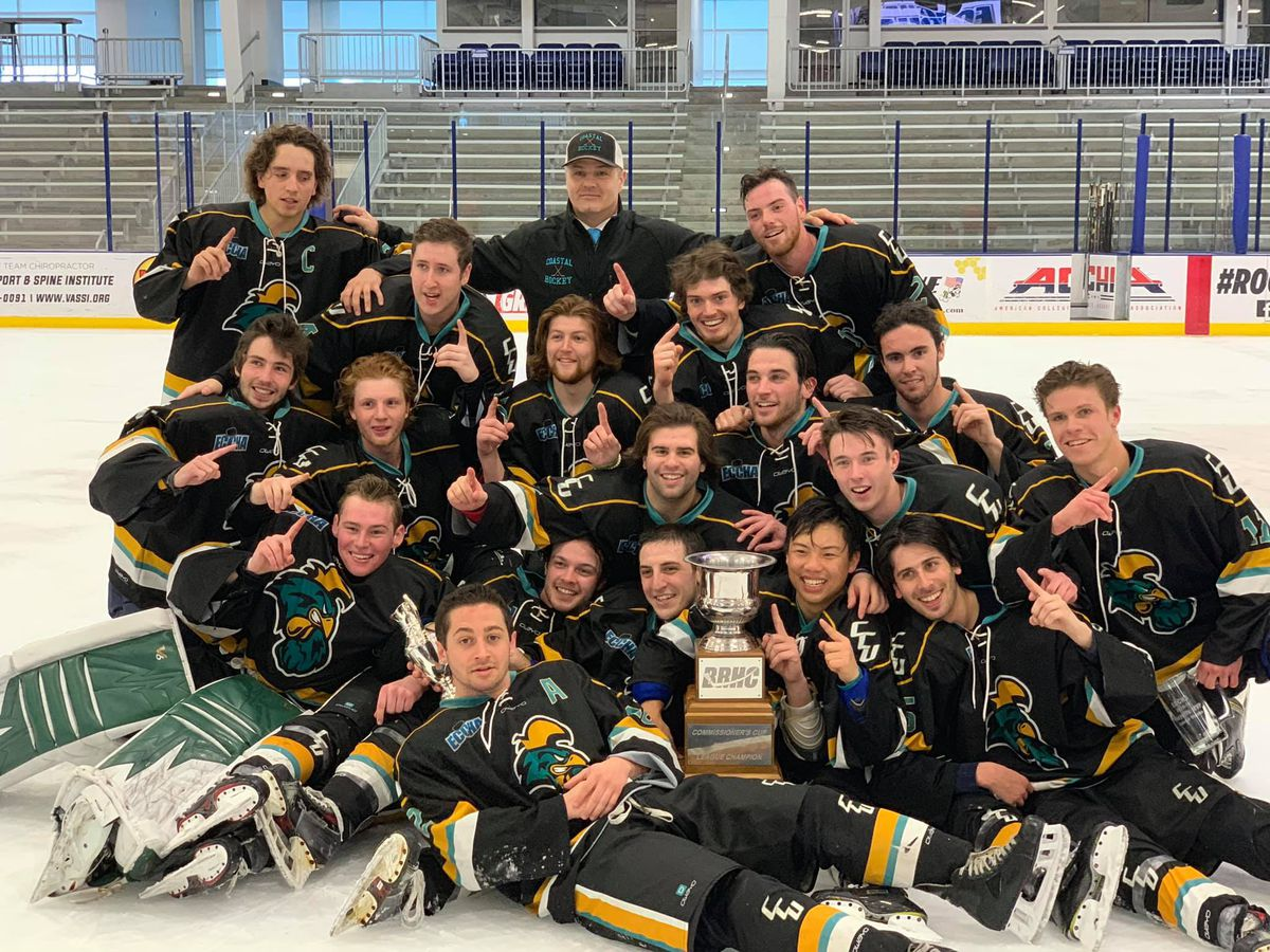 CCU hockey team captures first championship