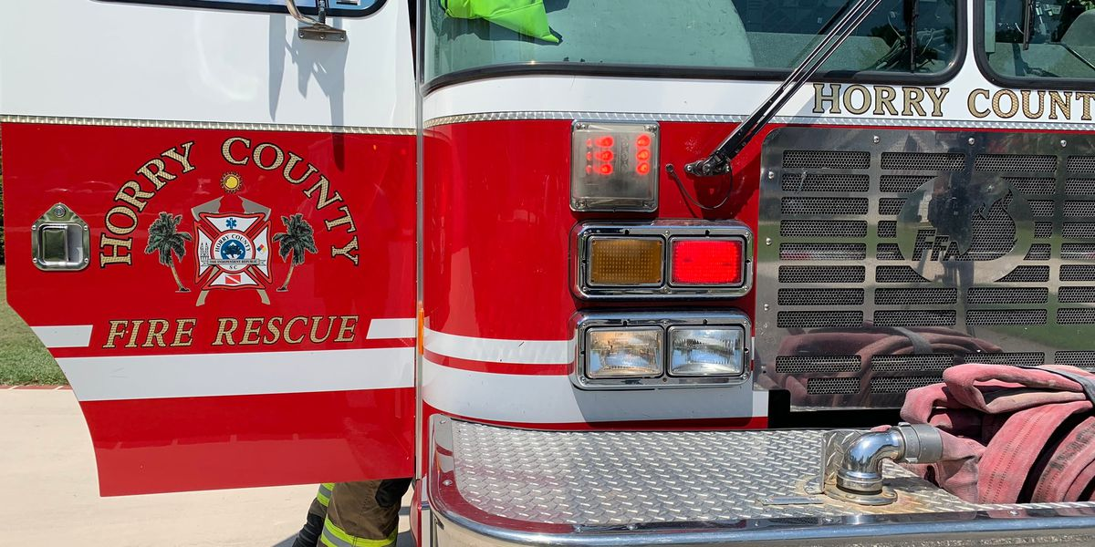 Horry County looking to hire 30 firefighters