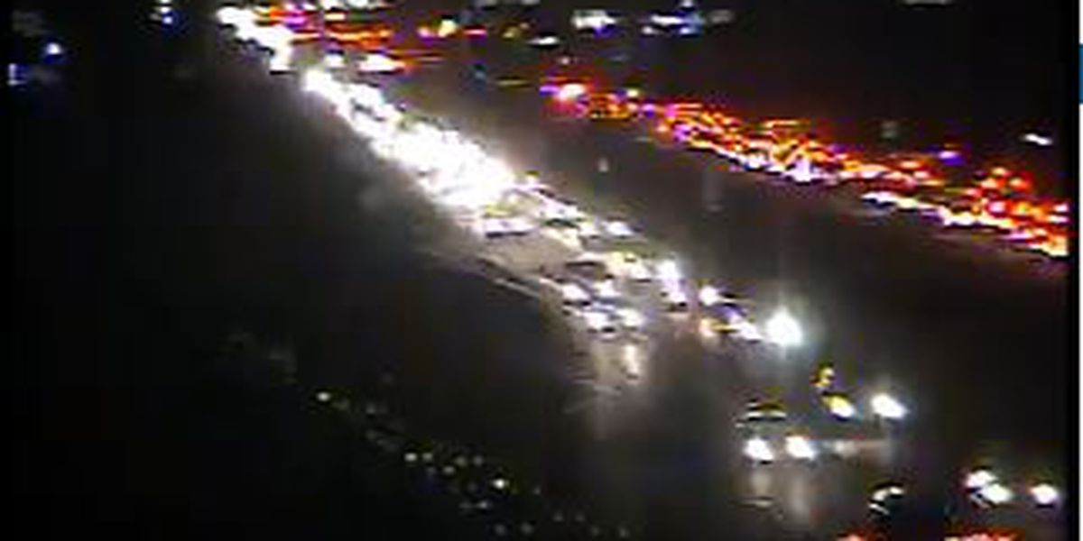 Crash slows traffic on southbound Highway 501 in Conway