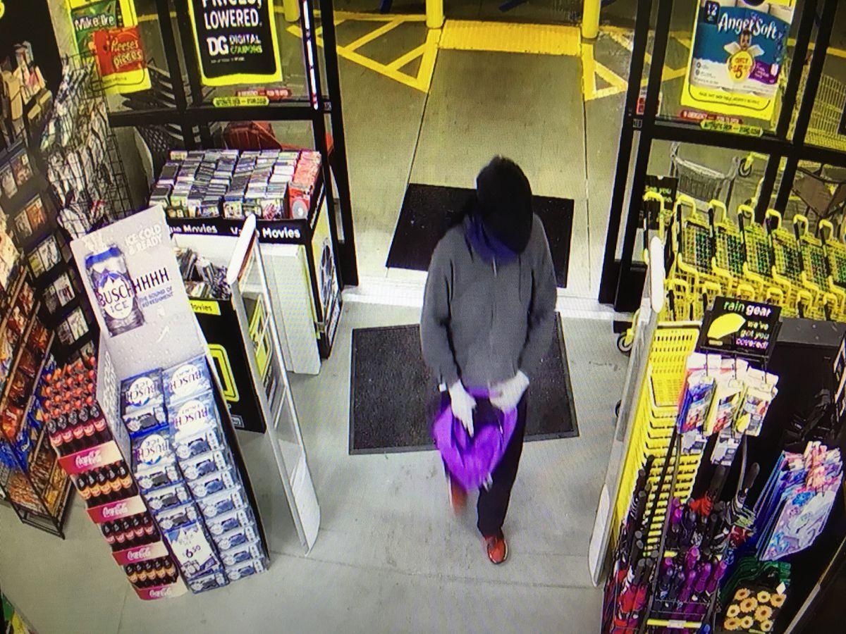 Thief wanted in Chesterfield County store robbery