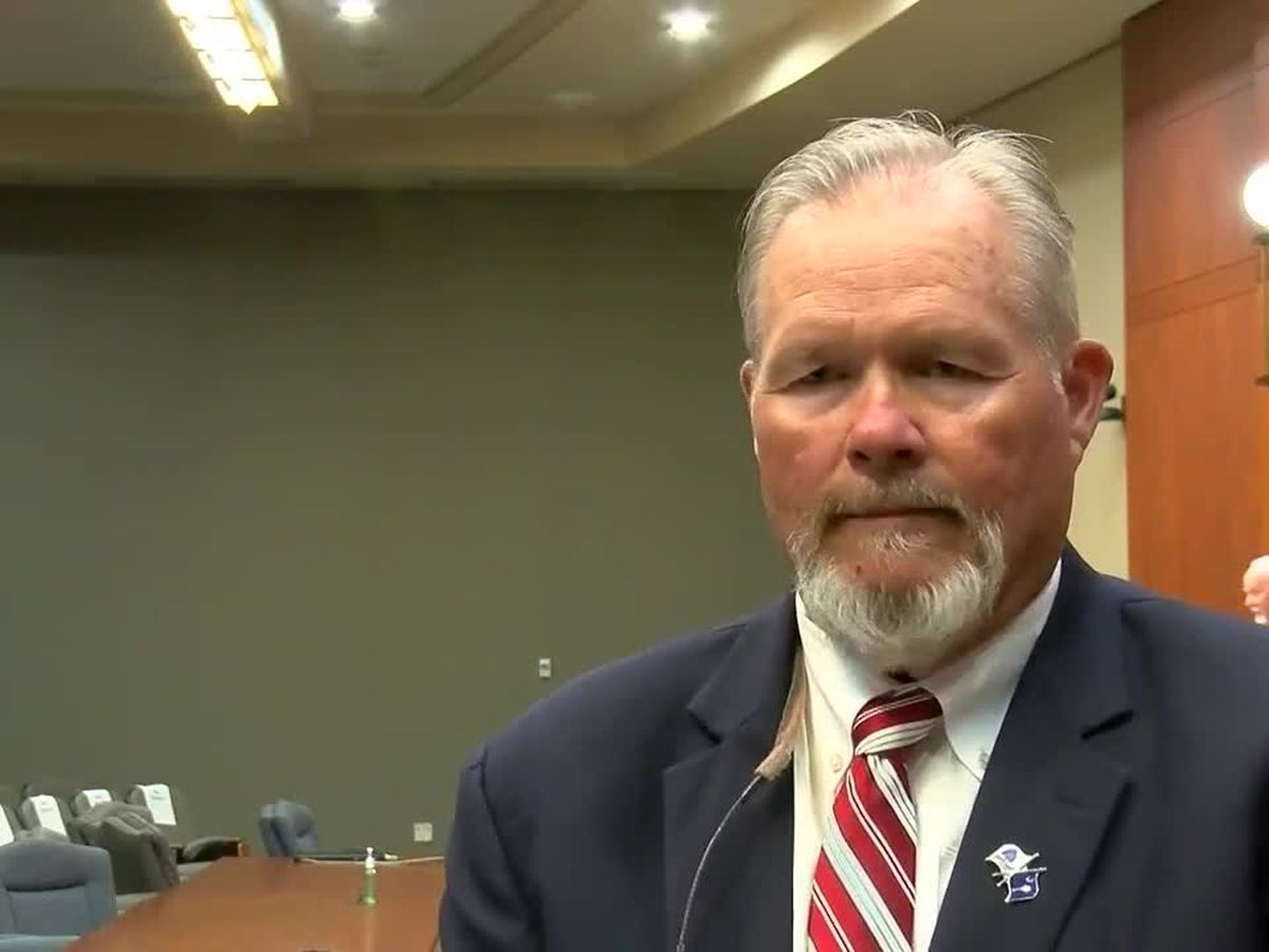 0d145a788e38 Horry County Council picks Steve Gosnell as new county administrator