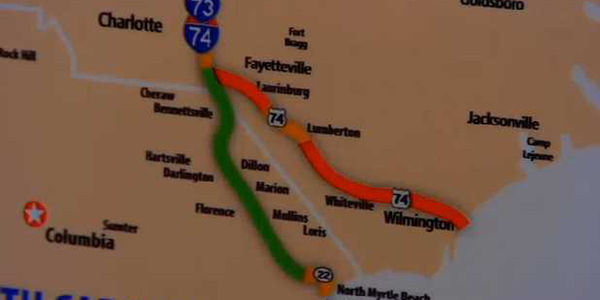 I-73 to cut down drive times, bring thousands of jobs