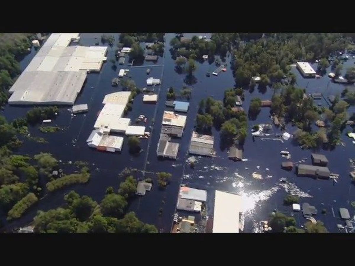 Town of Nichols uses FEMA grant to find solutions to prevent devastating floods
