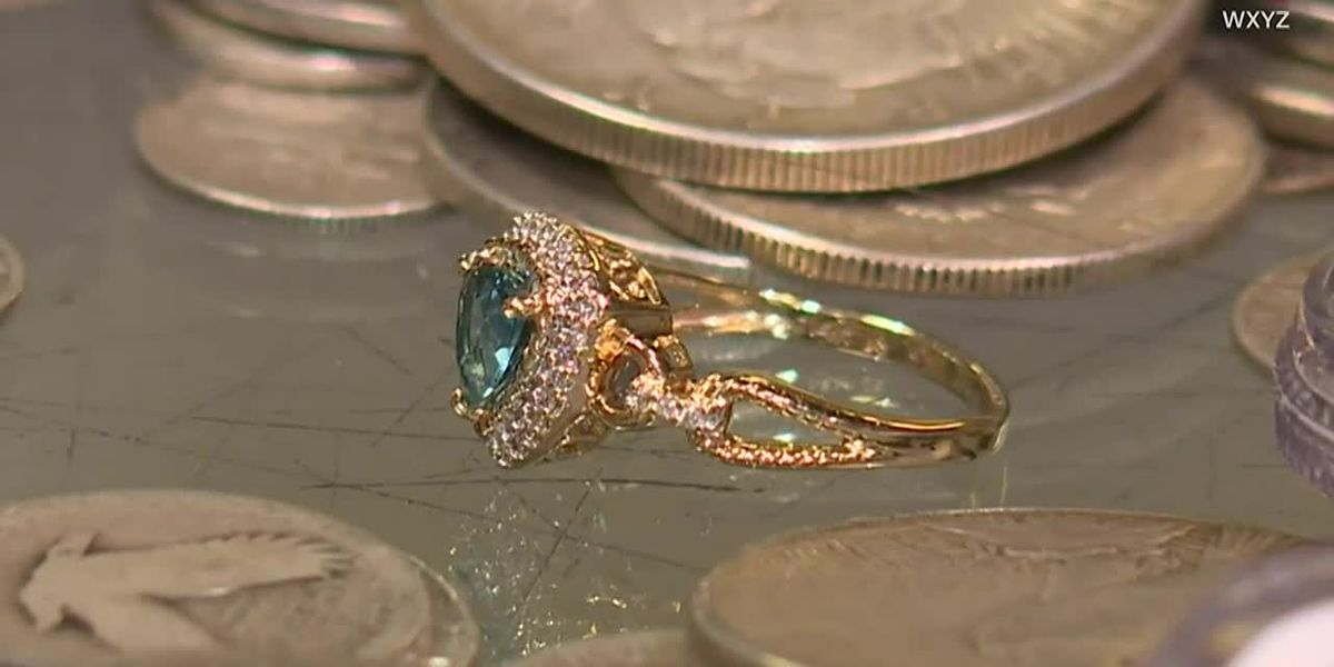Treasure hunt: Michigan man buries $1M worth of jewelry
