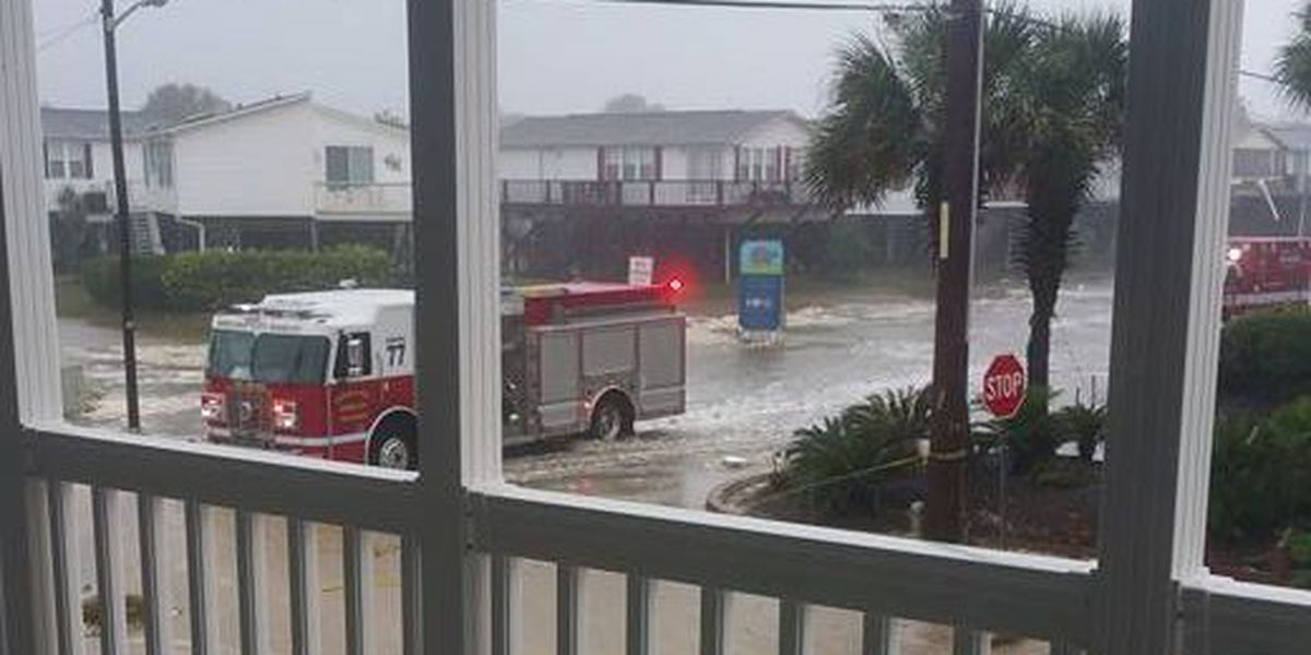 Horry County suspends emergency operations