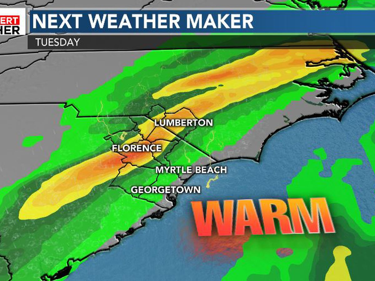 FIRST ALERT: New week and another round of big weather changes
